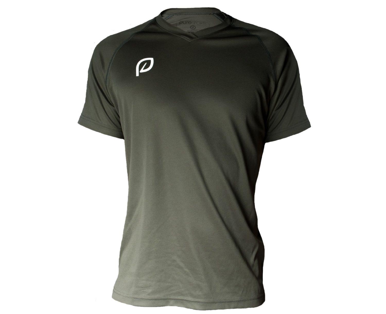 heren sportshirt pure sportswear