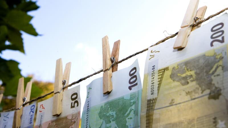 geld in de kledingindustrie