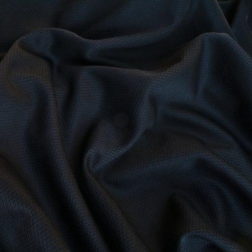 dames sportshirt zwart stof