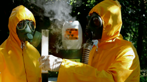 schadelijke chemicalien in kleding
