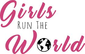 girls run the world logo