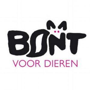 logo bont voor dieren veganistische sportkleding